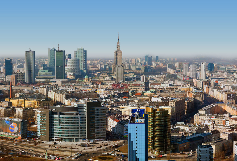 Варшава. 7 обязательных вещей