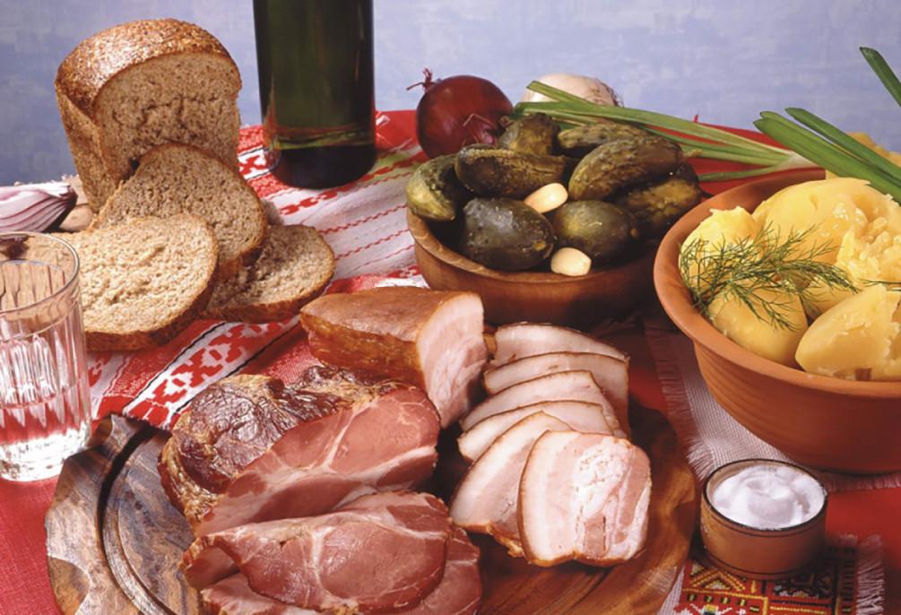 Belarusian cuisin