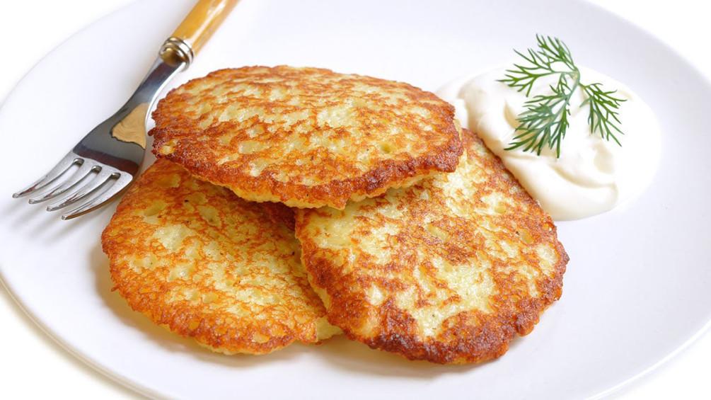 Belarusian cuisine pancakes