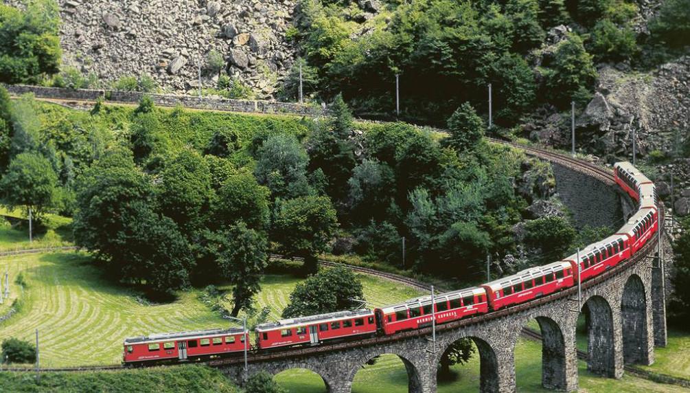 Лучшие круизы на поездах Европы