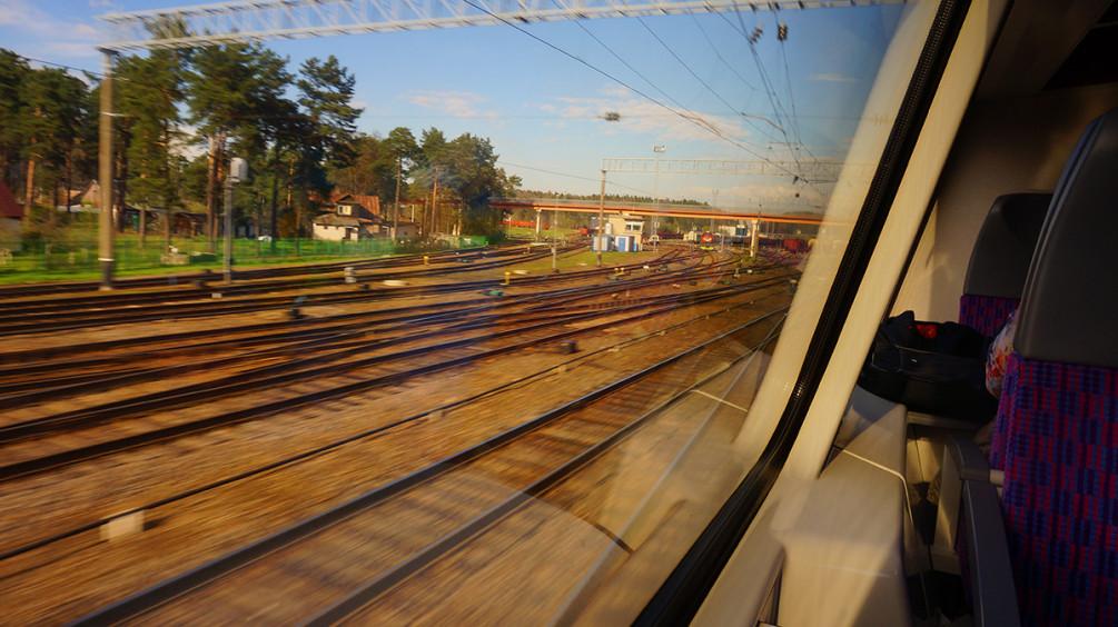 Поезд - полезные лайфхаки