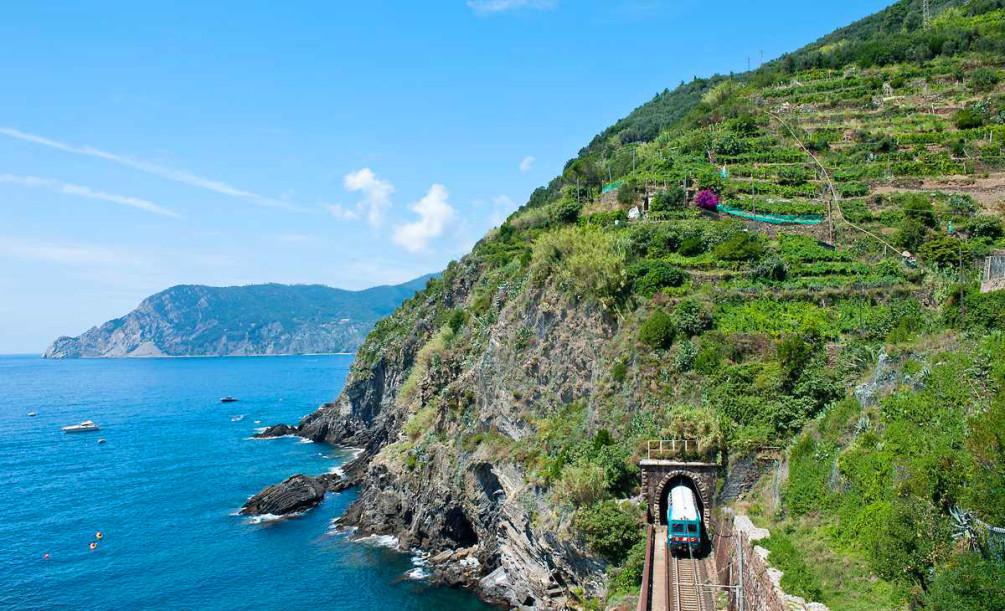 С проездным Eurail pass дешевле