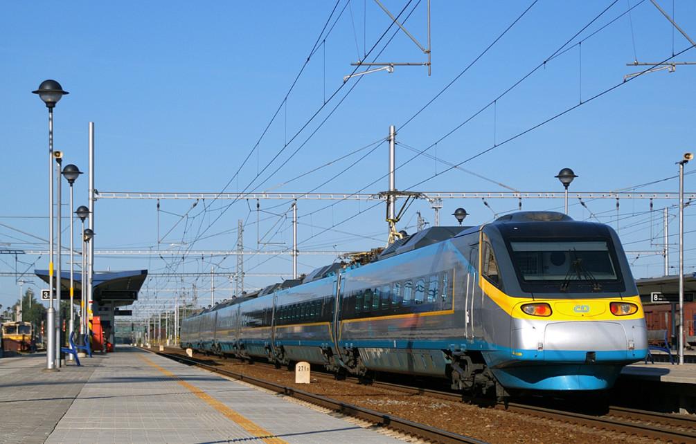 Поезда для путешествий по Европе