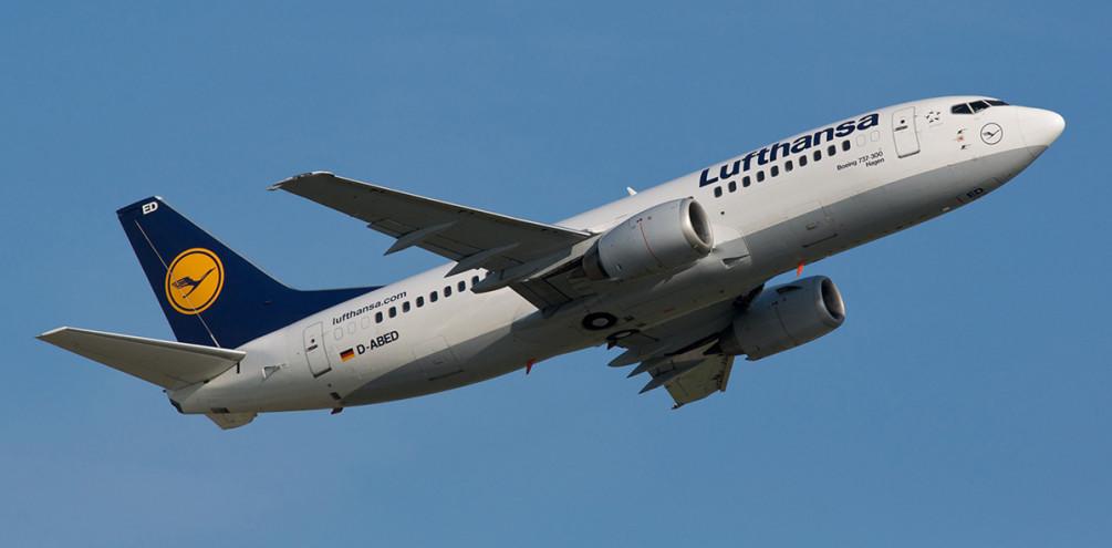 Lufthansa в цифрах