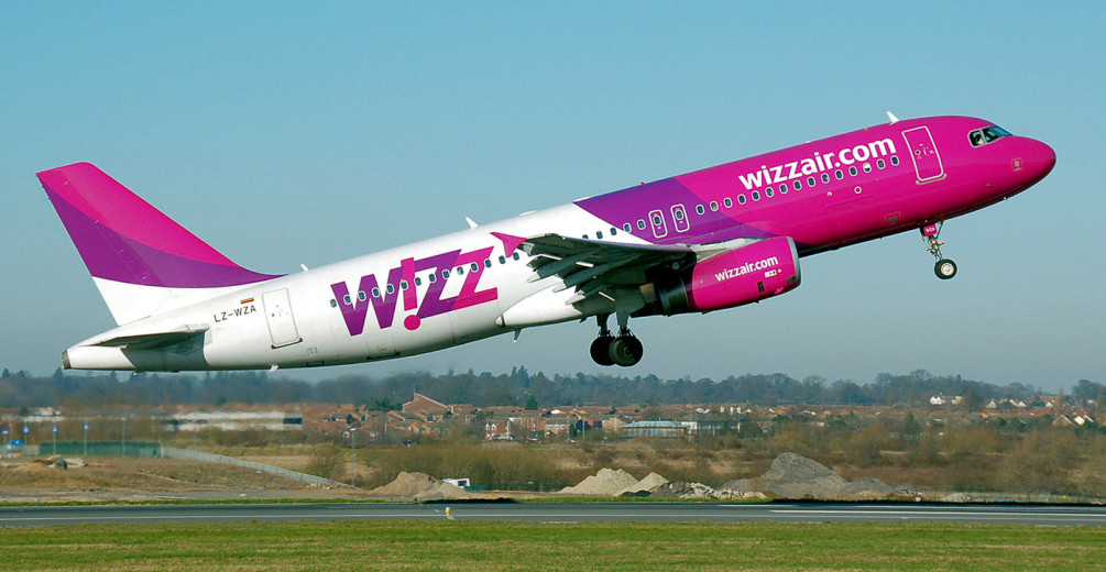 WizzAir в цифрах