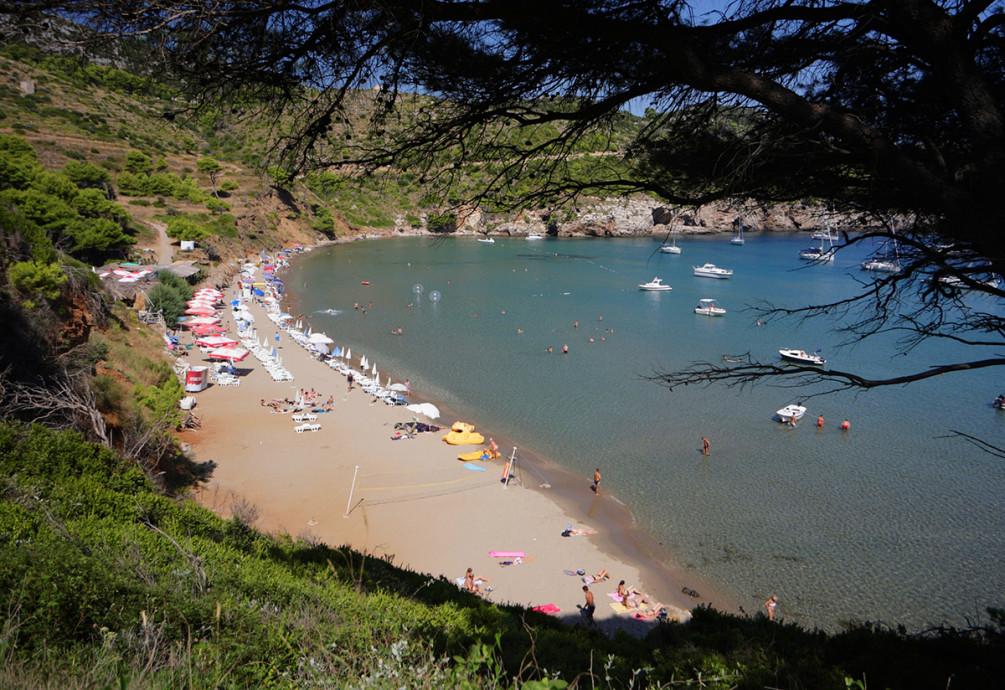 best beaches Sunj, Lopud