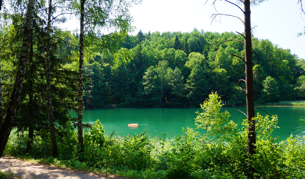 7 причин отдохнуть на Зеленых озерах в Вильнюсе