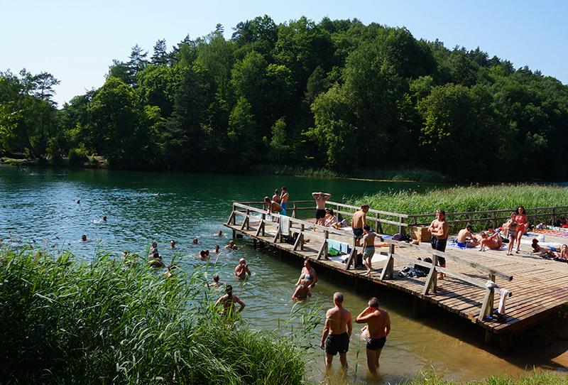 green lake 12