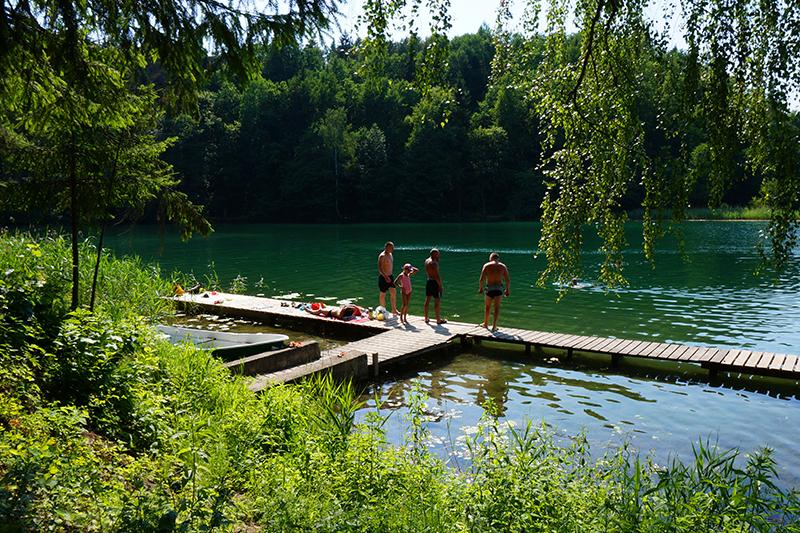 green lake 13