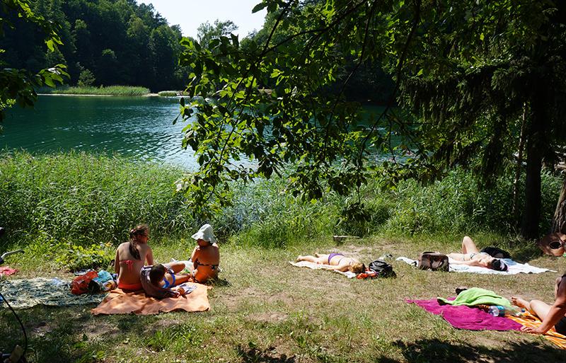 green lake 17