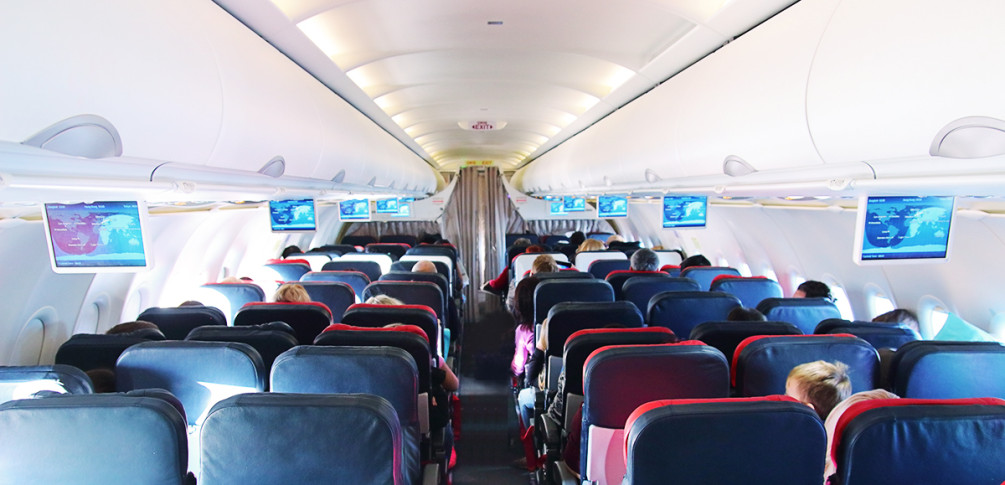 Что надо взять c собой в самолет?