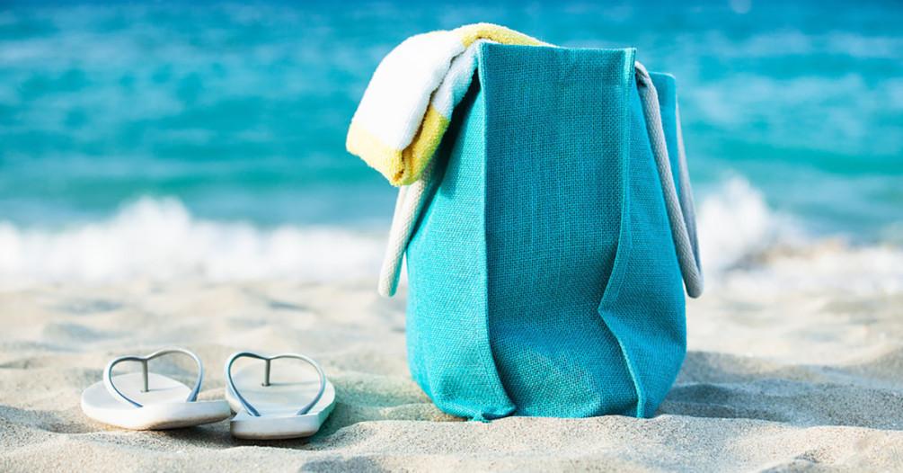Что необходимо взять в поездку к морю: чек-лист
